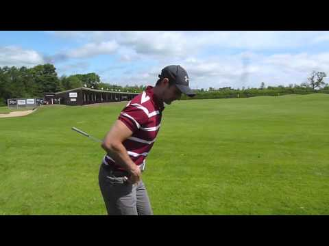 Simple Golf Tip To Stop Feeling Back Pain And Improve Ball Striking