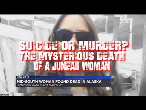 Suicide or Murder: The Mysterious Death Of A Juneau Woman