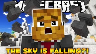 Minecraft - THE SKY IS FALLING