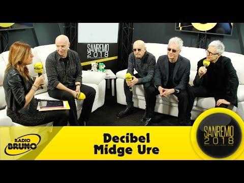 Sanremo 2018 - Decibel e Midge Ure