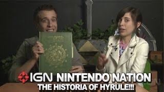 Hyrule Historia Arrives!!! - IGN Nintendo Nation