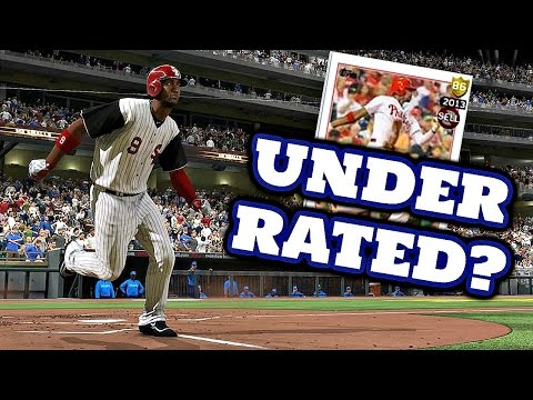 MLB The Show 16 - FLASHBACK DOMONIC BROWN MIGHT BE A BEAST!! - Diamond Dynasty #129