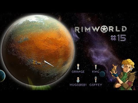 RimWorld Challenge - Decision Time For Coffey #15