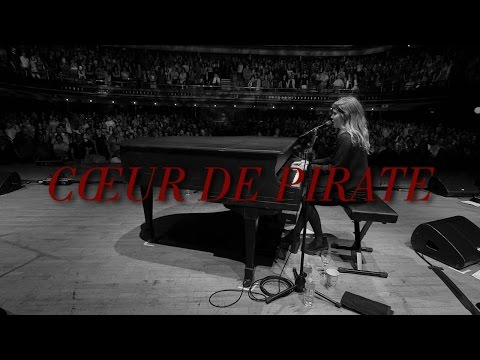 Cœur de pirate Live at Massey Hall | May 31, 2014