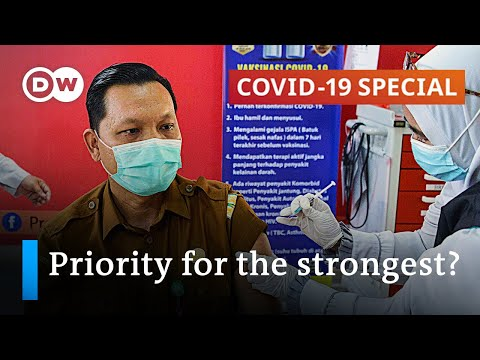 Indonesia's unique vaccination strategy | COVID-19 Special
