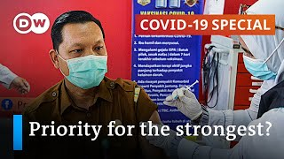 Indonesia's Unique Vaccination Strategy | COVID-19 Special