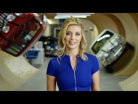Rachel Riley: Finding a love machine on Auto Trader #KnowYourNumbers