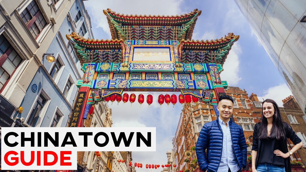 Cool things to do in Chinatown London (AD)   Love and London