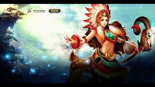 Calibur Of Spirit ( Huyền Thoại Moba ) : Sylvana Gameplay ( Forest )