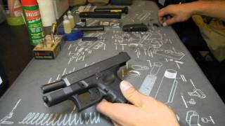 LVFS : Glock 26 Gen 3 - Review & Accessories