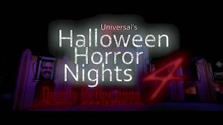 Universal Studios Roblox - Halloween Horror Nights 4
