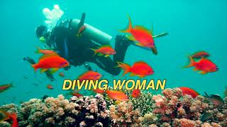 japanese breakfast - diving woman [lyrics]