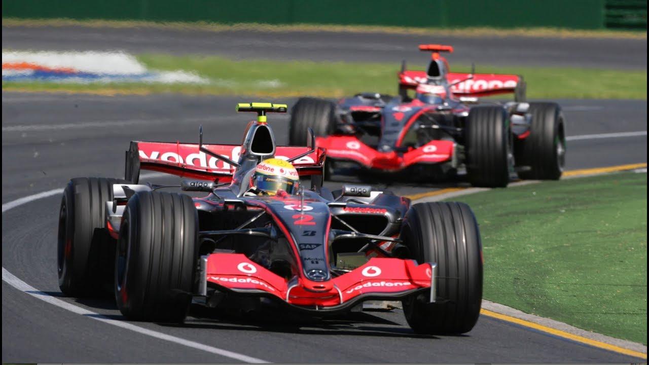 How Lewis Hamilton's 2007 F1 promotion shocked McLaren - YouTube