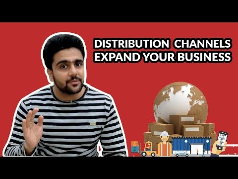 Channels of Distribution -Expand Your Business | Choose Best Distribution Channel