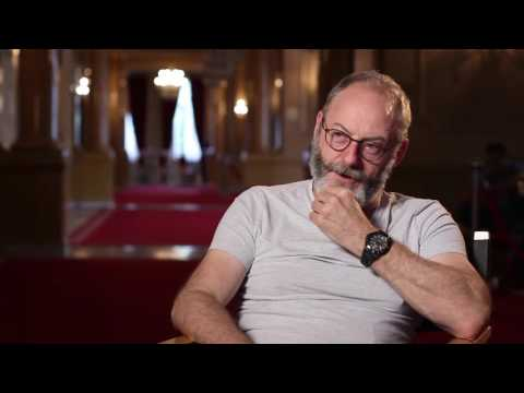 22nd Sarajevo Film Festival Interview with Liam Cunningham