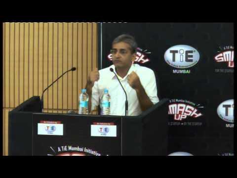 TiE Mumbai SmashUp | Interactive Keynote - Parikshit Dar, Bookmyshow.com