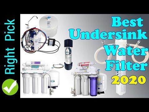 WATER FILTER : Best Under Sink Water Filter 2020  | Best Under Sink Water Filter System