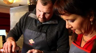 Keittiössä Poppaa, jakso 1: Blinit tattari-tumma olut -taikinasta
