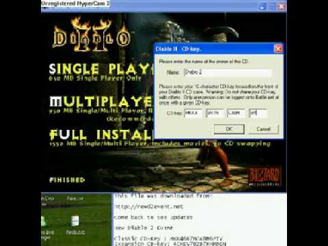 Программы на diablo 2
