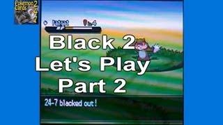 Pokemon DS Black & White Version 2 Part 2 Route 19 (English)