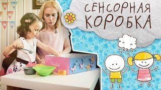 Сенсорная коробка для детей: игра на весь год [Супермамы]