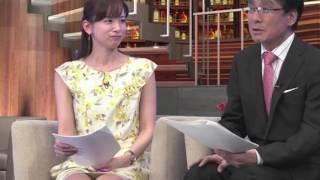 愛子りんがエロスケベ社長にナンパされるぞ!パンチラ騒動に隠されたTV...
