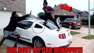 I GOT CAUGHT CHEATING WITH EX!!! PRANK ON GIRLFRIEND