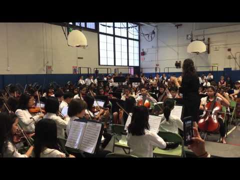 Denton Avenue School Spring Concert 2015 - Let It Go