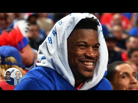 The 76ers will beat the Raptors if Jimmy Butler steps up - Jalen Rose | Jalen & Jacoby