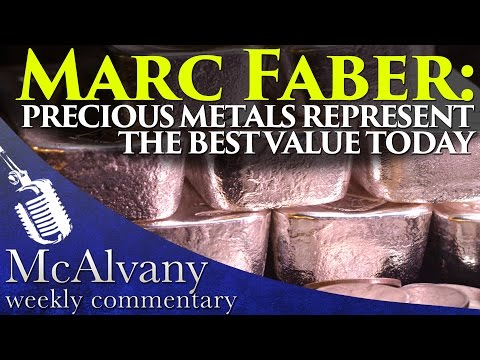 Marc Faber: Precious Metals Represent the Best Value Today | MWC 2015