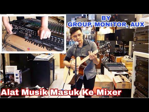 Cara  Musik Mgnkn Gitar  Memahami Fungsi Tiap Channel Musik