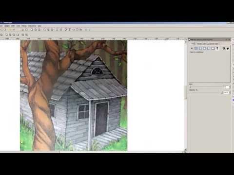 Tutorial how to vector Part 1 | Doovi