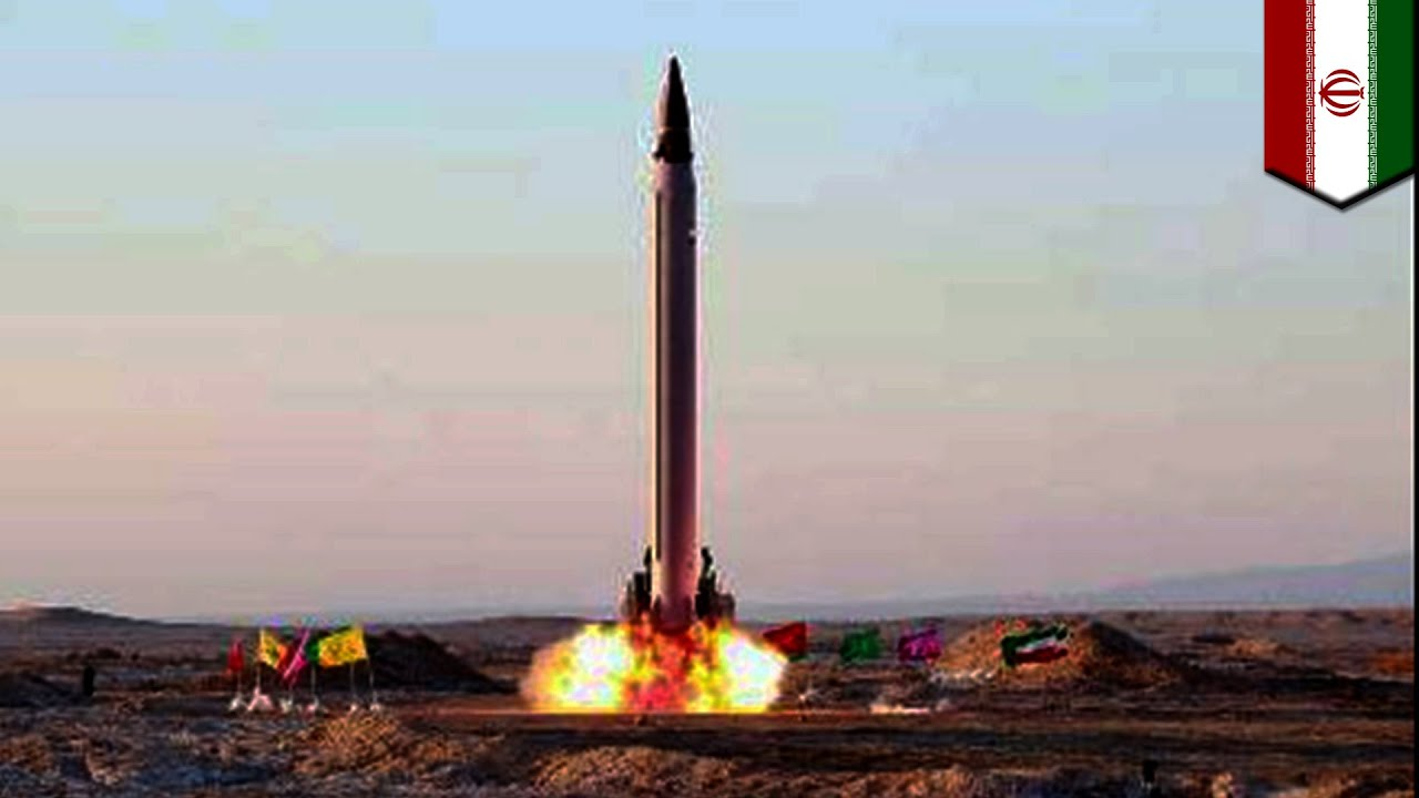 Iran weapons: Iran test-fires new precision-guided Emad ...