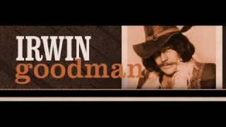 Irwin Goodman Meni rahahommat pieleen (live)