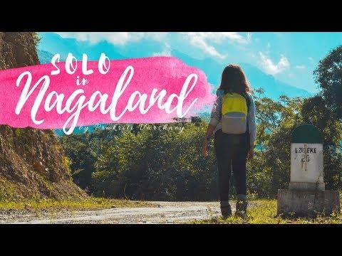 Solo Girl Travels to Nagaland   Kohima   Khonoma   Hornbill Festival