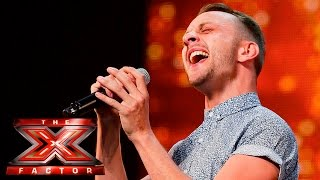 Danny Charles has a Song For You | Auditions Week 2 | The X Factor UK 2015