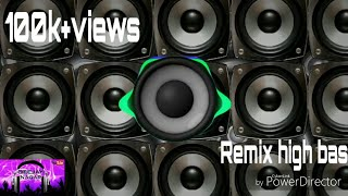 Bars bars Mara inder raja remix high bass 2019(UMESH DJ N.L)