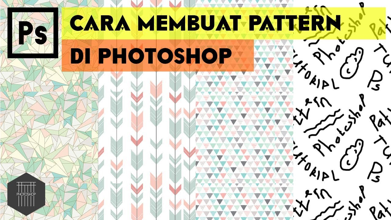 How to Create Patterns Easily in Photoshop - Photoshop Tutorials