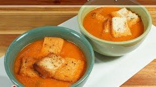 Tomato Soup Recipe By Manjula