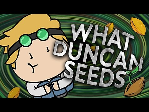 WHAT DUNCAN SEEDS - Yogscast Animation