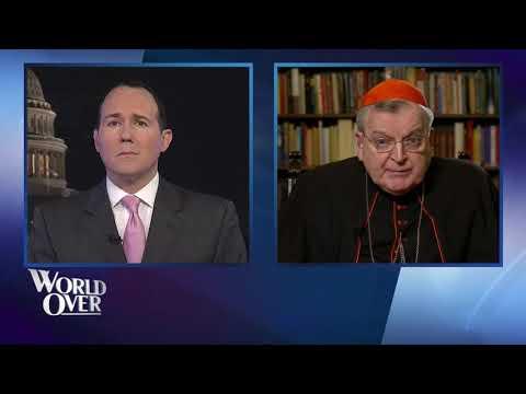 World Over – 2019-05-30 – Raymond Cardinal Burke with Raymond Arroyo