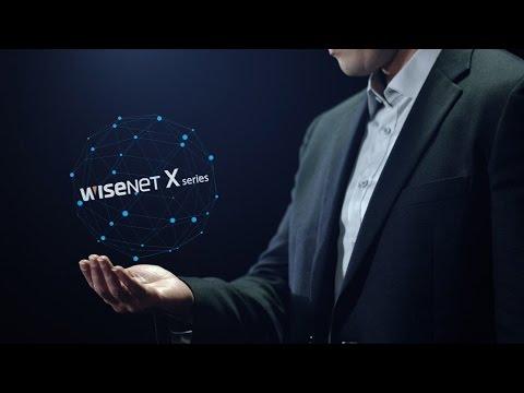 Wisenet X Serisi Ürün Tanıtımı