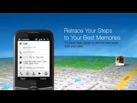 HTC Touch Cruise Commercial