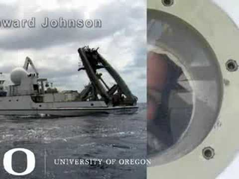 Deep Sea Biology with the UO