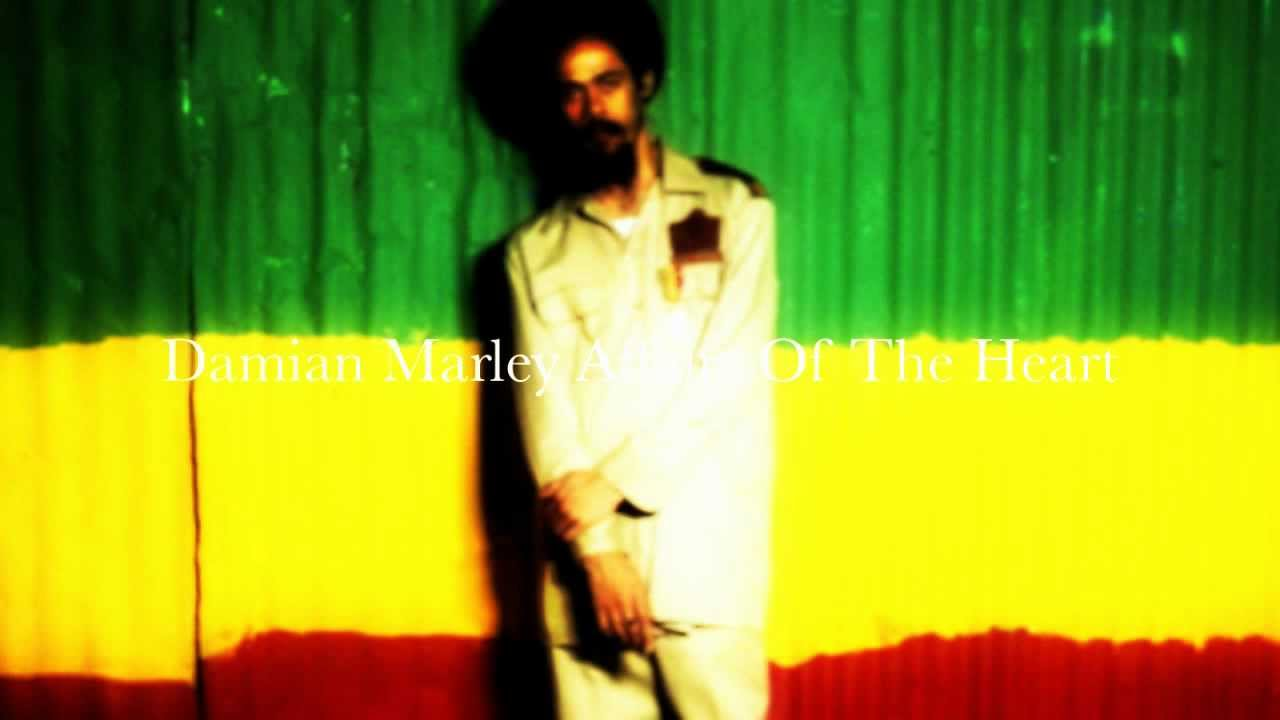 Damian Marley - Affairs Of The Heart (Official Song HQ ...