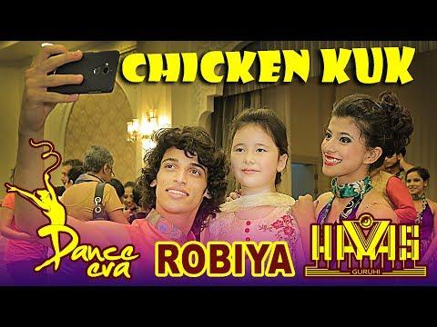 Chicken Kuk-Doo-Koo. HAVAS guruhi. Robiya and Shahnoza 23-05-2017.