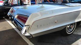 Awesome Dodge Polara 500 convertible. Wow!