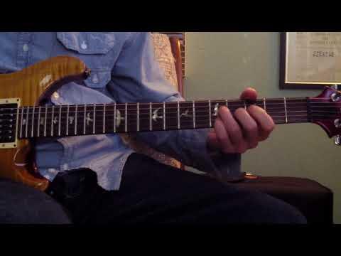 Chain Lightning - Guitar Lesson