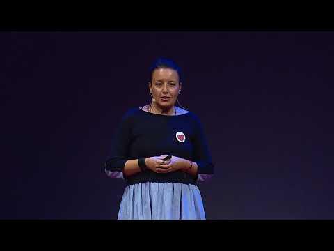 L'ornitorinco se ne frega e fa! | Marianna Zanatta | TEDxTrento