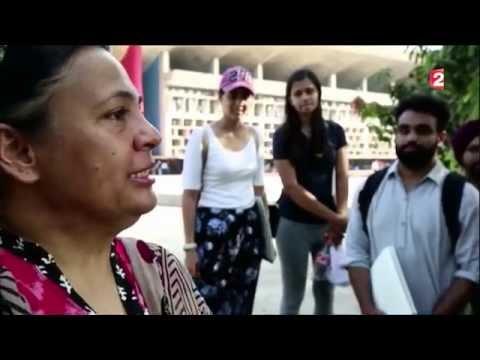 Inde : Chandigarh, une ville française